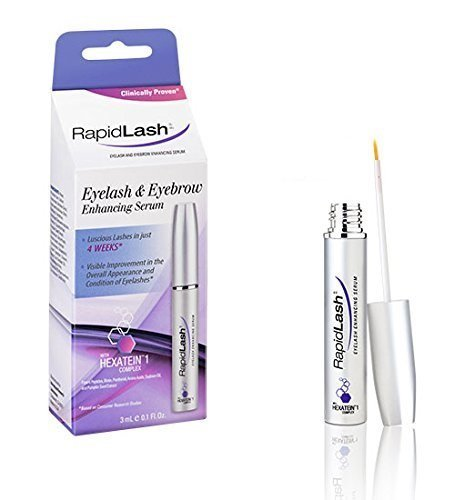 RapidLash for Longer Eyelashes