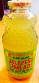 Trader Joe's Organic Jalapeño Limeade