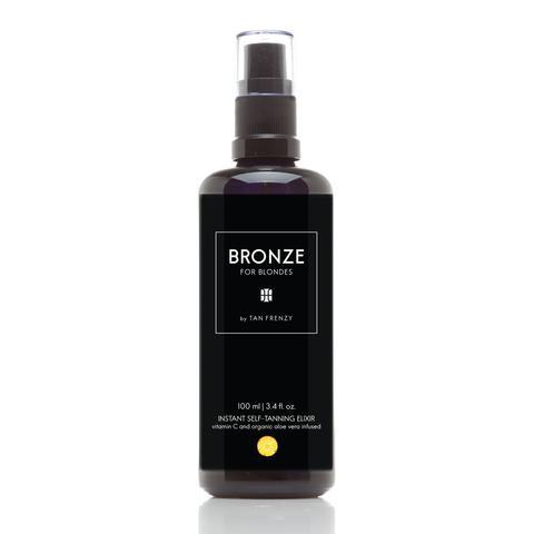 Tan Frenzy self-tan spray