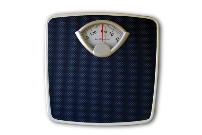 weight scale from freeimages.com