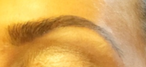 Eyebrow picture