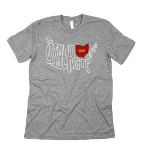 Shirt Other States and Image of Ohio