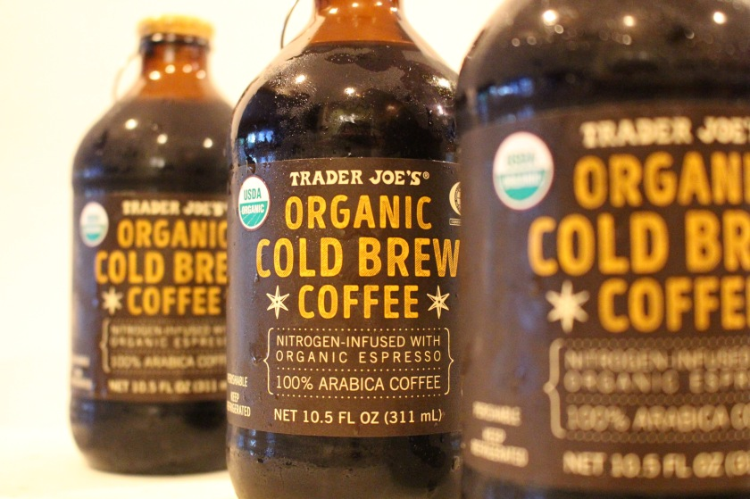 Trader Joe Organic Cold Brew Coffee