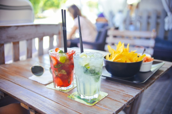 Image of tequila drinks