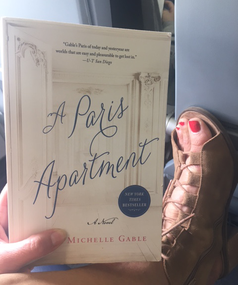 A Paris Apartment book cover