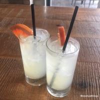 A Skinny Grapefruit Cocktail - Jenga Juice