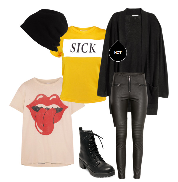 Rock 'n Roll outfit