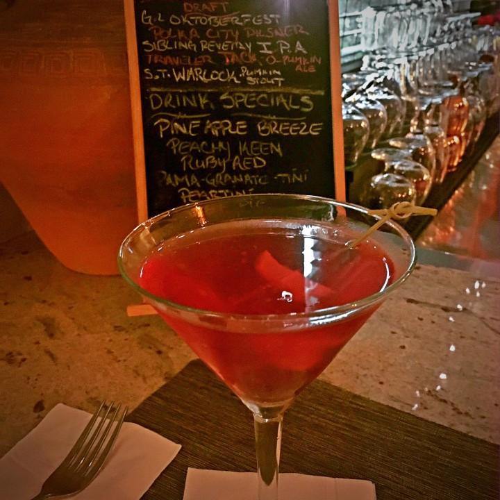 Pama-Granite Martini