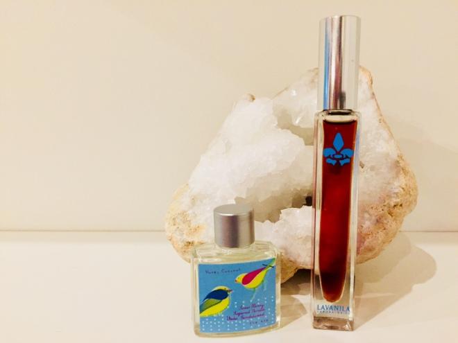 Honey & Toast and Lavanila Perfume