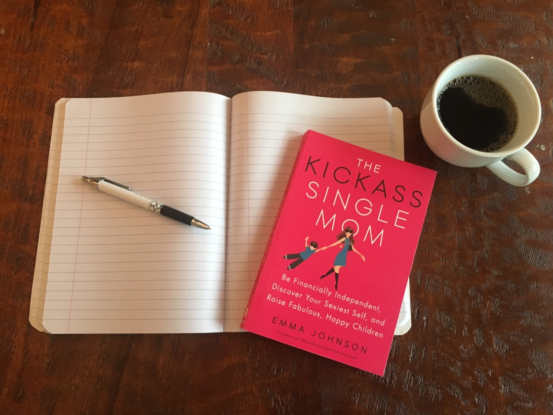 The Kickass Single Mom book