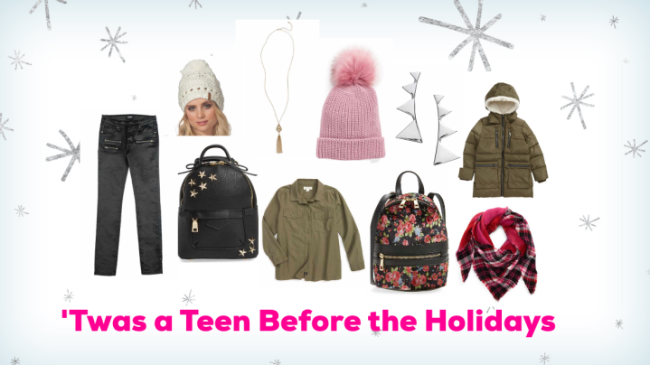 Christmas Gift Guide for Teen