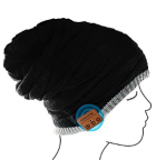 ChenFec Unisex Beanie Bluetooth Musical Hat with Speaker Mic