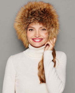 The Fur Vault Fox Fur Hat - $277