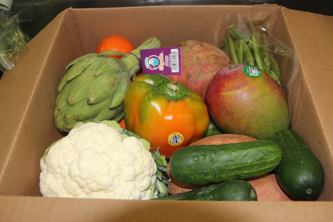 Perfectly Imperfect Produce Small Box