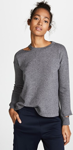 LNA Perry Cutout Sweater $224.00