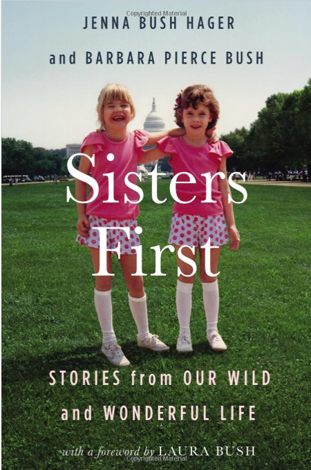 Book Review Sisters First: Stories from our Wild and Wonderful Life