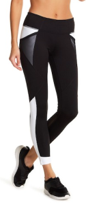 Curve With It Paneled Leggings