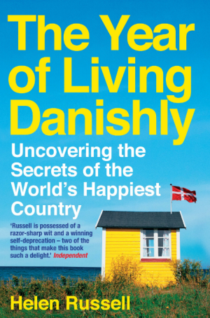 A Year of Living Danishly book cover