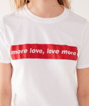 Cooperative More Love Tee