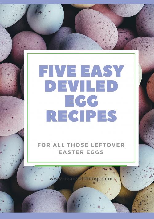 5 easy deviled egg recipes