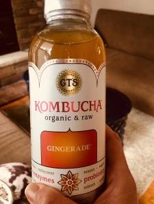 Gingerade Kombucha