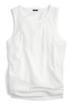 J Crew Tie Back Tank Top