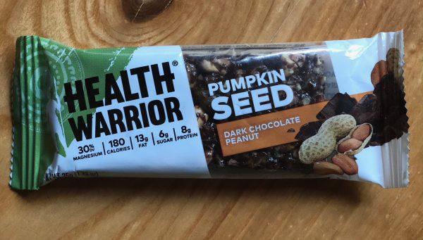Health Warrior Dark Chocolate Peanut
