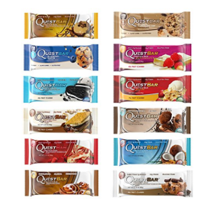 QuestBar Adventure Pack - 12 pk - $27.45