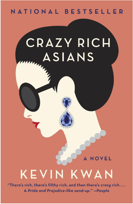 Book Review Crazy Rich Asians by Kevin Kwan