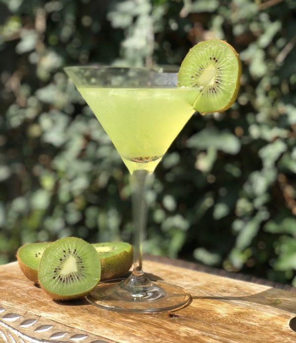 Kiwi Kiss Cocktail