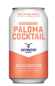 Paloma Cocktail by Cutwater