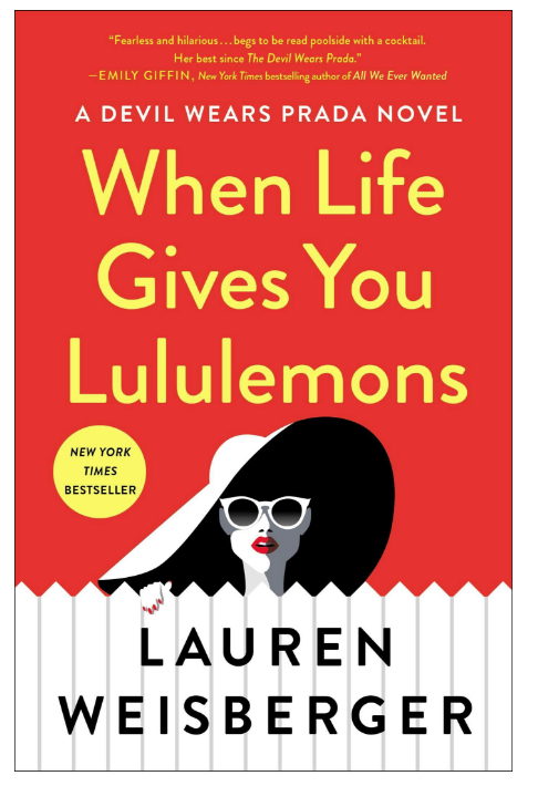 Book Review When Life Gives You Lululemons
