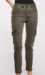 Free People | Utility Skinny Pants