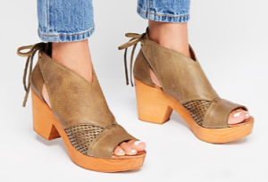 Free People | Revolver Clog