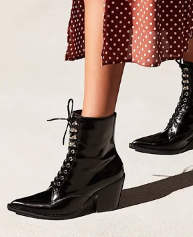 Desperado Lace Up Boots