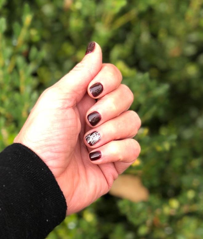 top fall nail colors