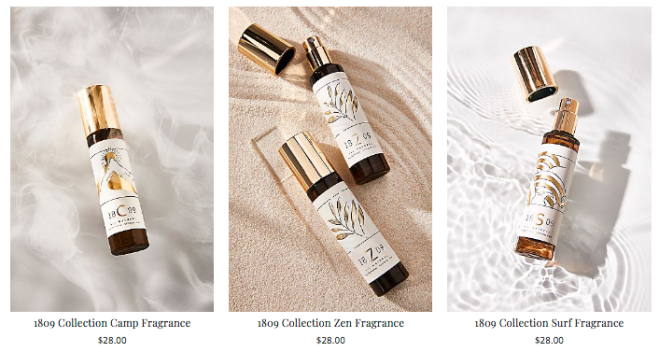 Free People All Natural Perfume
