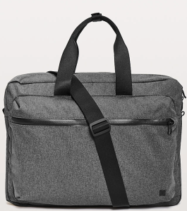 Top gift for him commute bag lululemon