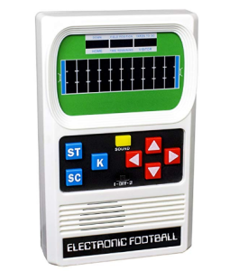 Handheld football top gift for him