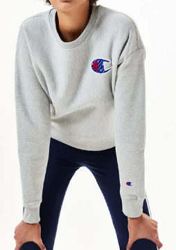 Champion sweatshirt for teen gift