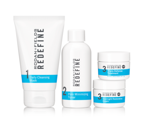 Redefine Regimen Rodan + Fields