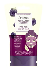 Aveeno Absolutely Ageless Pre-Tox Peel Off Face Mask