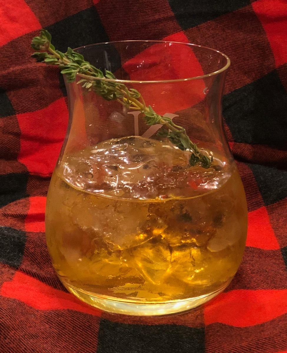 It's Bourbon Thyme!
