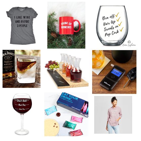 Gift Guide for Friends Who like to drink