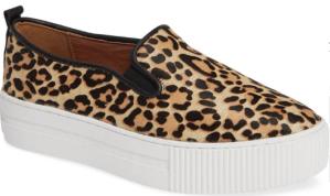 Baylee Platform Slip-On Sneaker