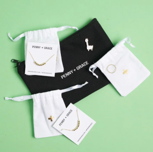 Penny + Grace Jewelry subscription