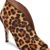 Spotted!  Leopard Shoes of All Kinds