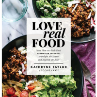 Love Real Food - Cookbook Review